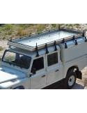 Land Rover Defender 130 Galerie 12 pieds