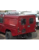 Land Rover Defender 130 Hard top aluminium