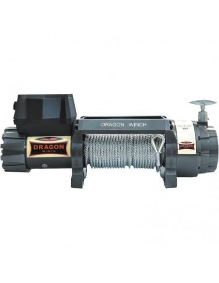 Treuil Electrique DW Highlander 5440 kg 24v telecommande