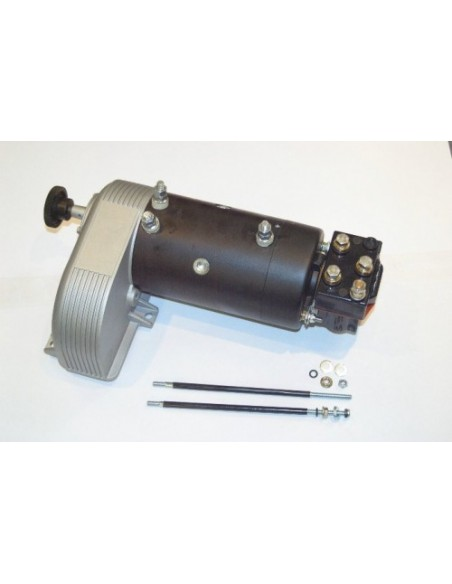 Kit fixation relais a l'extrémité moteur