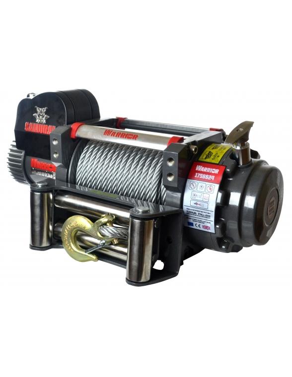 Treuil Electrique Warrior 7938kg 12v