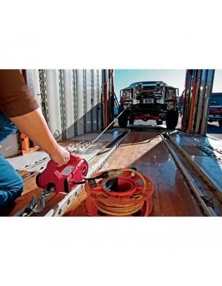 Treuil PullZall sans fil levage et traction 450KG avec 2 batteries