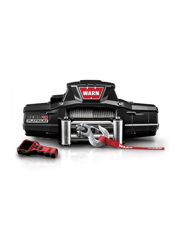 TREUIL Warn ZEON Platinum10 4498 Kg 12 Volts Télécommande sans fil