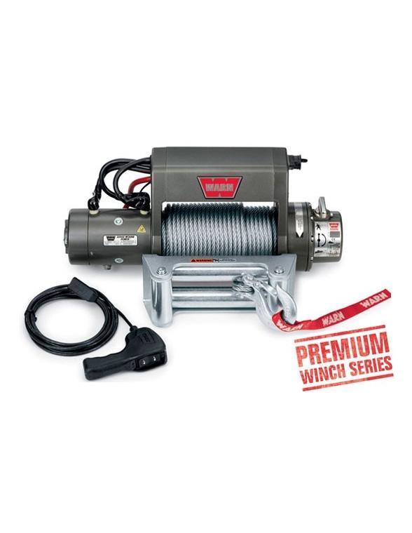 TREUIL Warn XD9000i 4100 Kg 12 Volts