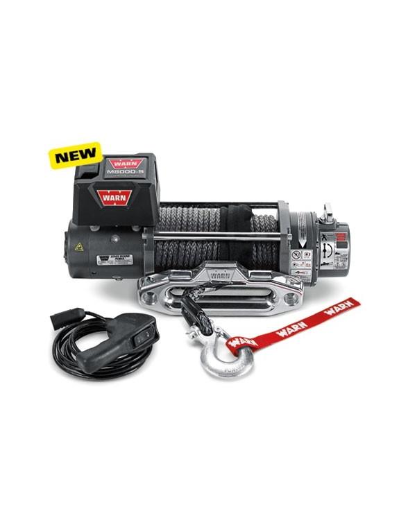 TREUIL Warn M8000-Spydura 3600 Kg 12 Volts