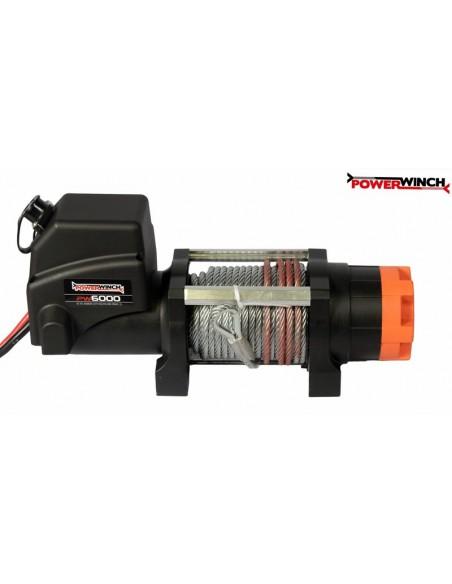 Treuil Electrique PowerWinch 2720 Kg 12v