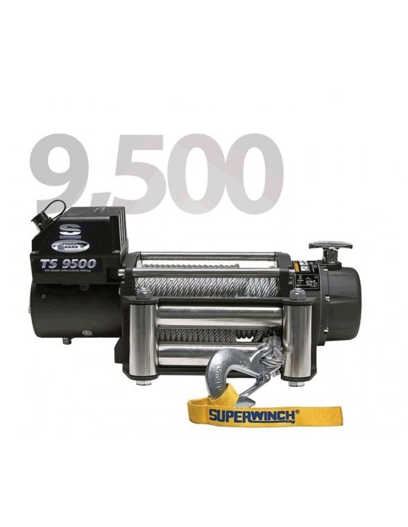 Treuil Electrique Superwinch TIGER SHARK 4309 Kg