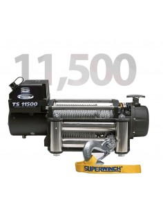 Treuil Electrique Superwinch TIGER SHARK 5216Kg
