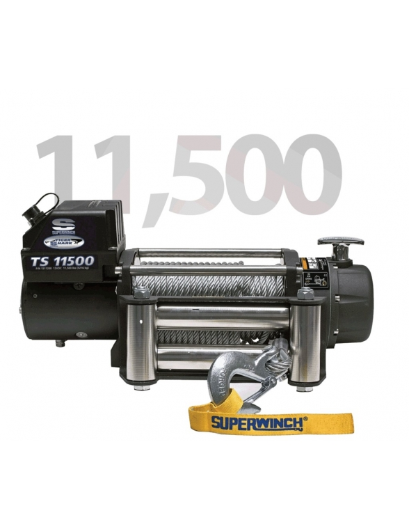 Treuil Electrique Superwinch TIGER SHARK 5216 Kg