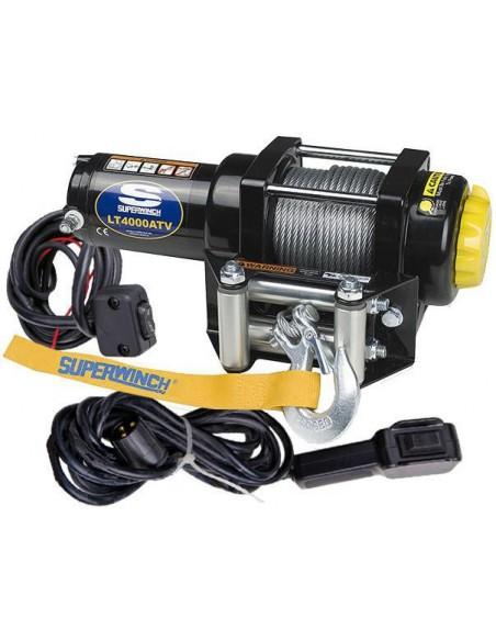 Treuil Electrique Superwinch LT4000 1814 Kg