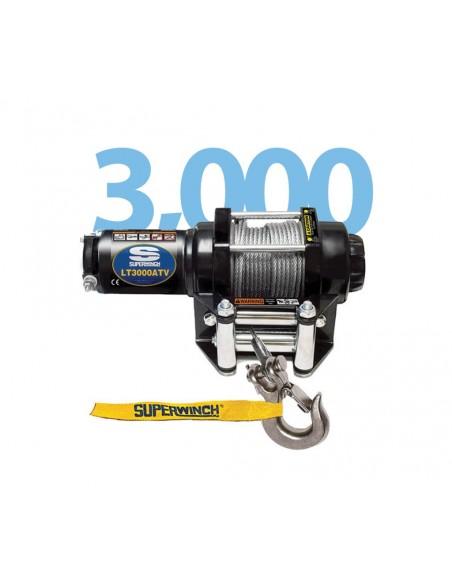 Treuil Electrique Superwinch LT3000 1361KG
