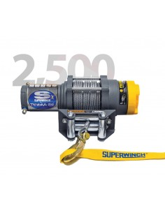 Treuil Electrique Superwinch TERRA 25 1134 Kg