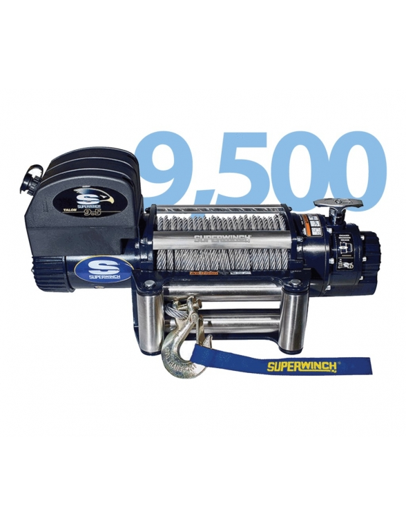 Treuil Electrique Superwinch Talon 9.5 4309kg 12v