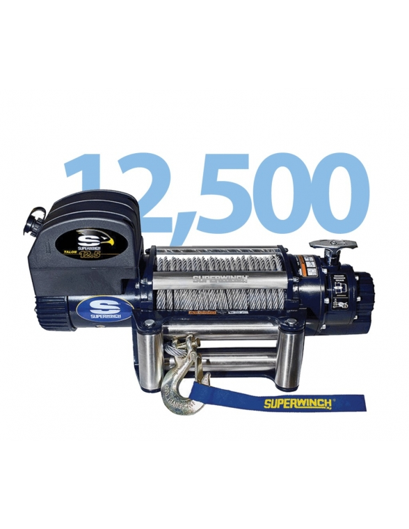 Treuil Electrique Superwinch Talon 12.5 5670kg 12v