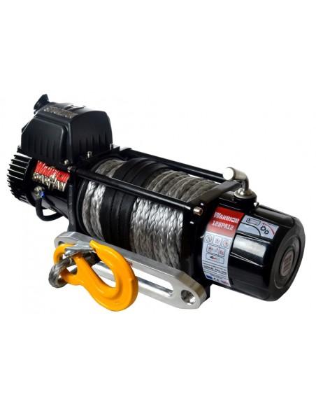 Treuil Electrique Spartan 5400 Kg  corde et telecommande