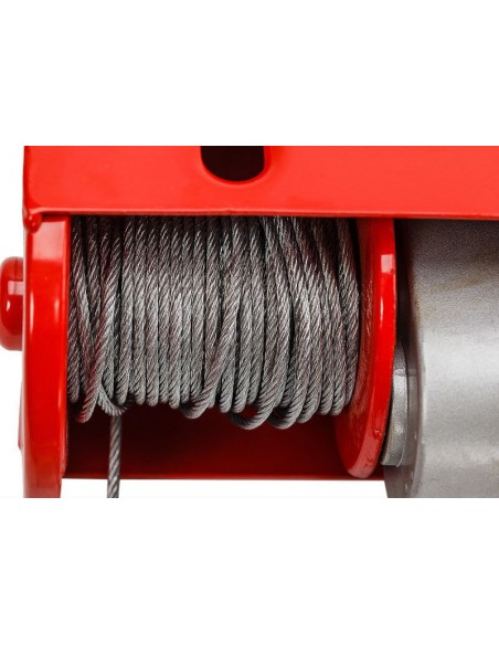 Palan Electrique levage 150/300KG 12/6m
