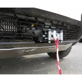 Dacia Duster Support treuil pare choc avant origine