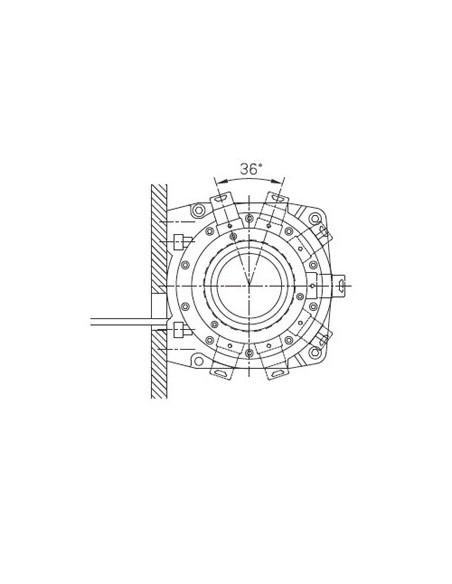 TREUIL industriel DV18 COMEUP 8181KG 24v