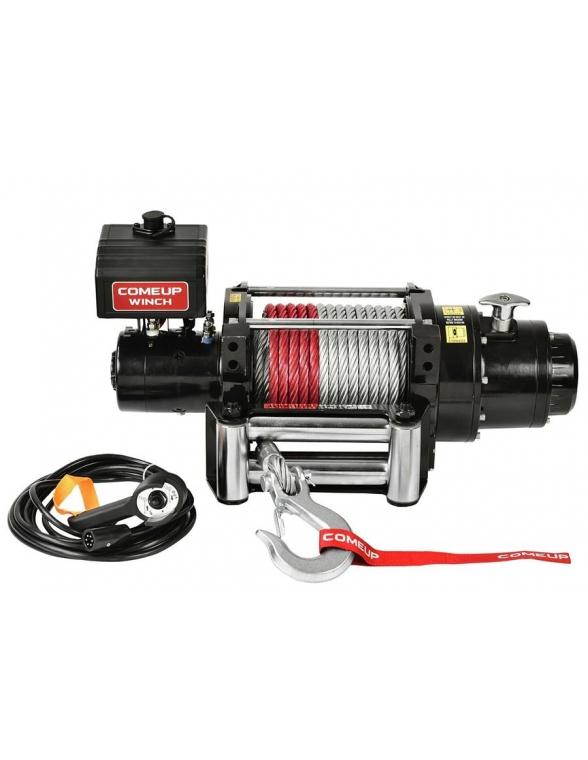 TREUIL industriel DV15 COMEUP 6804KG 24 volts