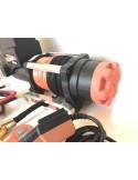Treuil Electrique PowerWinch 2700 Kg 12v corde synthétique