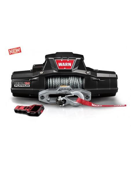 TREUIL Warn ZEON Platinum12-S 5440 Kg 12 Volts Télécommande sans fil