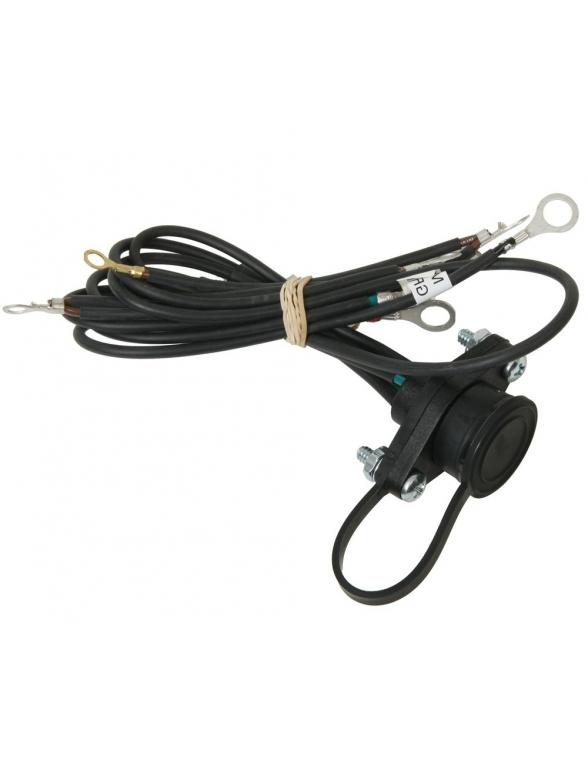 Connecteur boite relais Warn 39886 38298