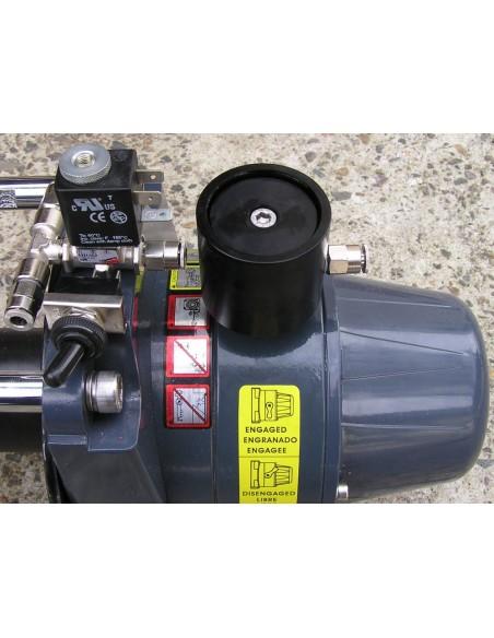 Treuil Electrique TDS 12.0 Bow 2  6500KG 38 m de cable