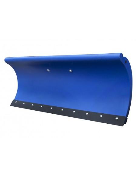 Kit lame de déneigement SHARK 132 cm. montage universel bleu