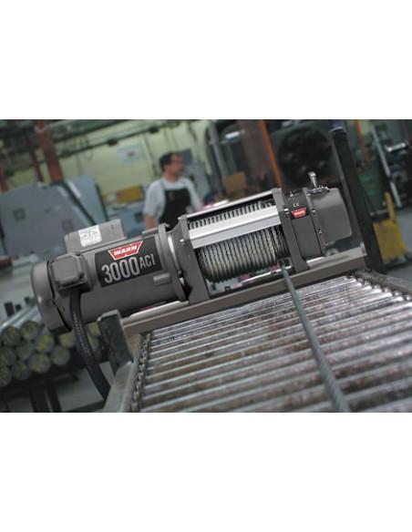 Treuil WARN 3000 ACI 230 volts 1360kg