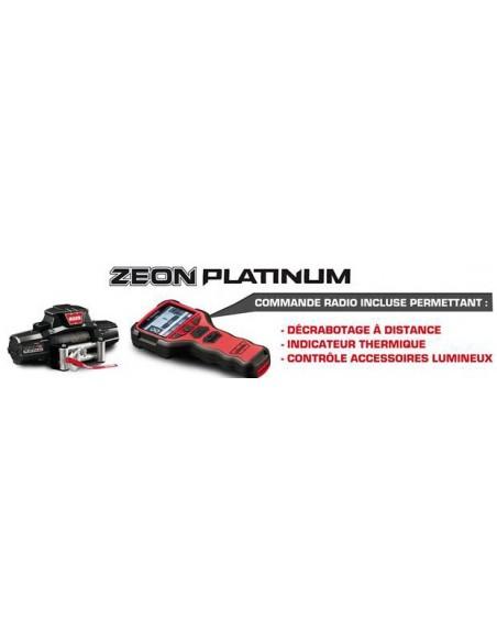 Emetteur Warn ZEON Platinium  93043