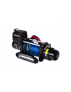 Treuil Electrique Powerwinch Panther 9.5 4309kg corde synthétique High Speed