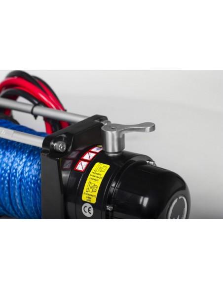 Treuil Electrique Powerwinch Panther 12.0 corde synthétique 5440kg