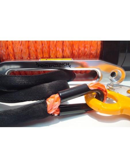 Treuil Electrique Adventure 5200kg 20m/min bow2