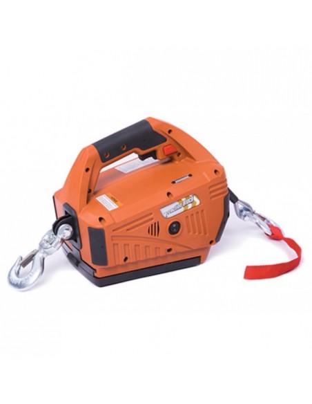 Treuil levage et traction Block Winde 450 kg Batterie inclus