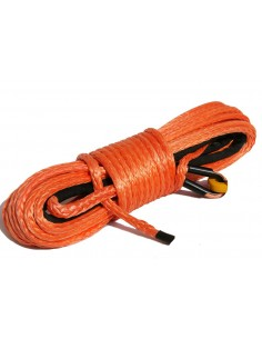 Corde Synthetique 10mm x 26m orange
