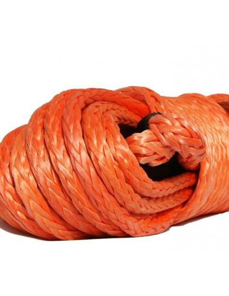 Corde Synthetique 10mm x 24m orange