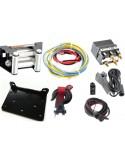TREUIL Warn Pro Vantage 4500 CE télécommande