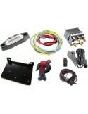 TREUIL Warn Pro Vantage 4500 S CE avec corde synthétique télécommande