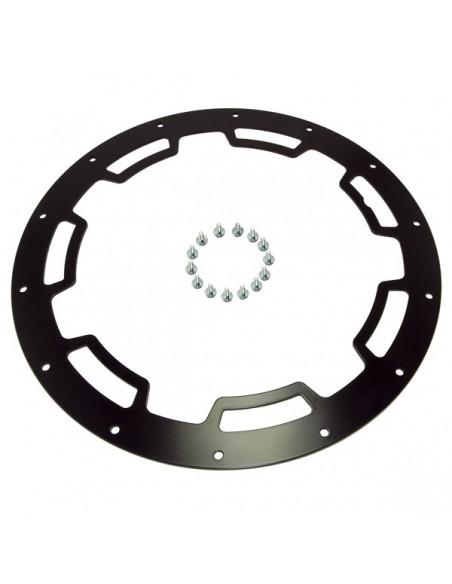 XHD Rim Protector, 17 Inch, Satin Black 15250.02