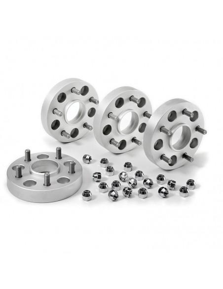 Hofmann  Elargisseurs de voie aluminium entraxe 5x127
