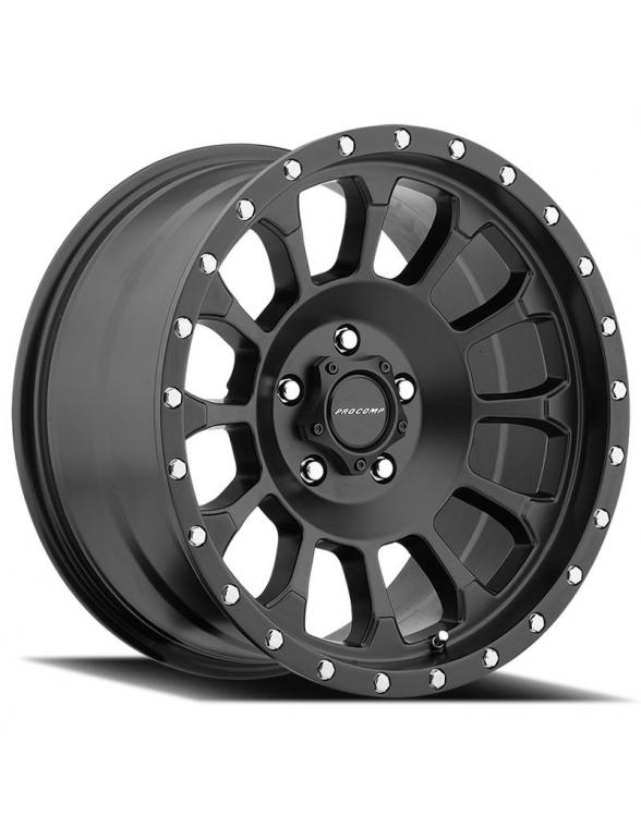Procomp  Serie 34 Satin Black 8,5x17 entraxe 5x127