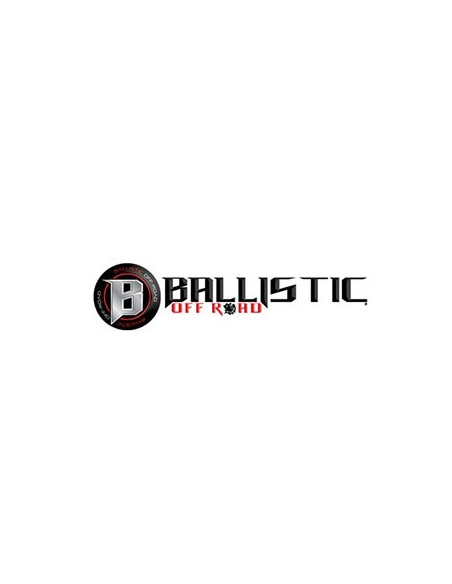 Ballistic  Ballistic 958 9x17 entraxe 5x127