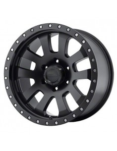 Procomp Serie 7036 Flat Black 9x18 entraxe 5x127