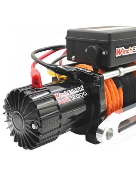 Treuil Electrique WinchExpert 5907 Kg 12v corde et  telecommande