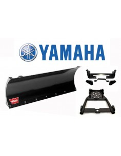 Kit complet de lame 152cm. pour Quad Yamaha fixation frontale