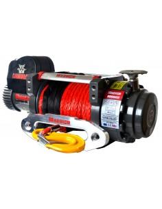Treuil Electrique Warrior Samurai 9070kg 12v corde synthétique