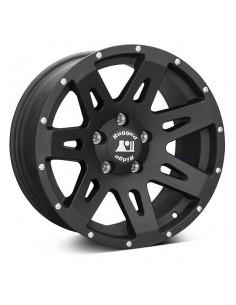 XHD Wheel 17x8.5 noire satinée Jeep Wrangler JK JL 5x127