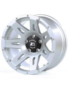 XHD Wheel 17x9 gris argent Jeep Wrangler JK JL 5x127 15301.40