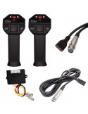 2 Telecommandes Radio pour treuil 12v Powerwinch XT HD IP68