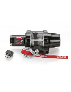 TREUIL Warn VRX 35-S 1588kg 12 volts  corde synthétique